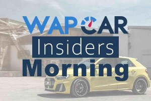 Wapcar Morning Insiders (Aug. 30, 2019)