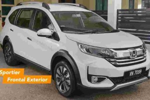 New 2020 Honda BR-V facelift – bookings opened for Malaysia, Q1 2020 launch