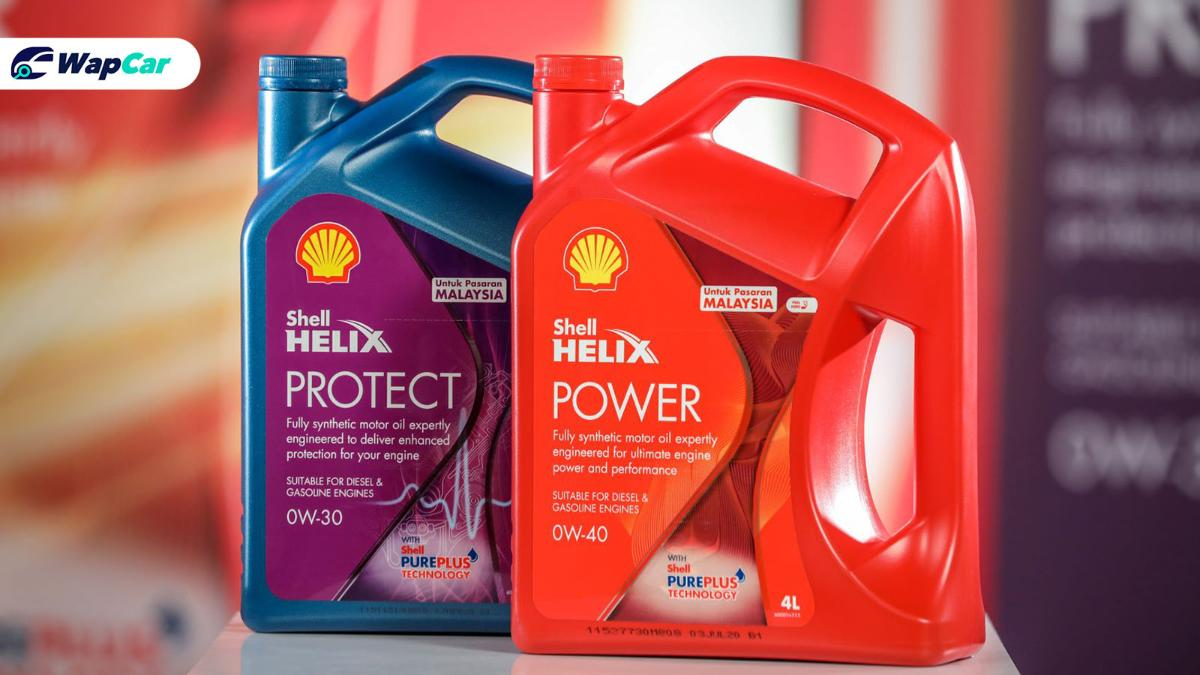 Shell Helix Power and Shell Helix Protect introduced, specially designed for different driving styles 01