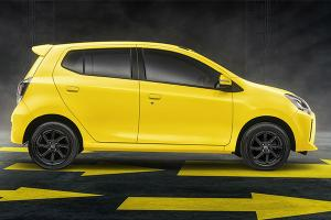 Meet the South African Perodua Axia - Comes with Apple CarPlay and Android Auto!