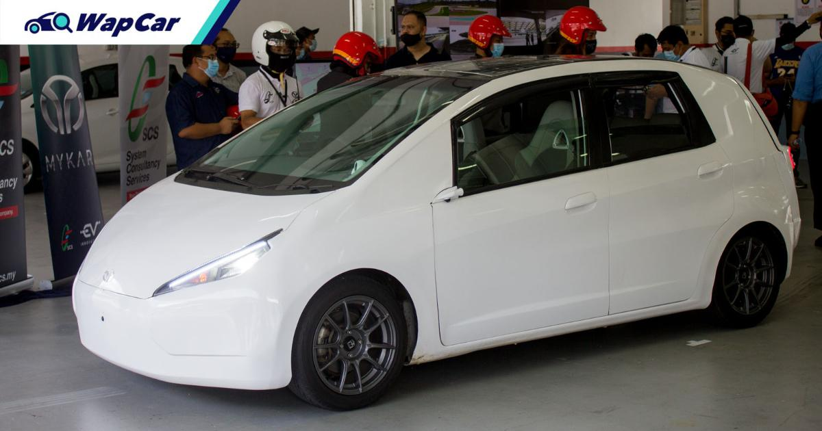 Malaysia to develop RM 50k EV? Local EV company signs MoA with MARii and Ingress Corp 01
