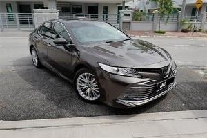 Rebiu Pemilik: Kenapa saya membeli kereta 'uncle?' – Kisah saya membeli Toyota Camry