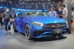 2021 Mercedes-Benz CLS facelift at Shanghai Auto - this or the Audi A7?