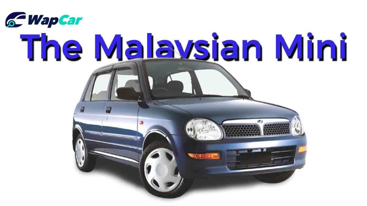 Perodua Kelisa – The modern successor to the Mini 01