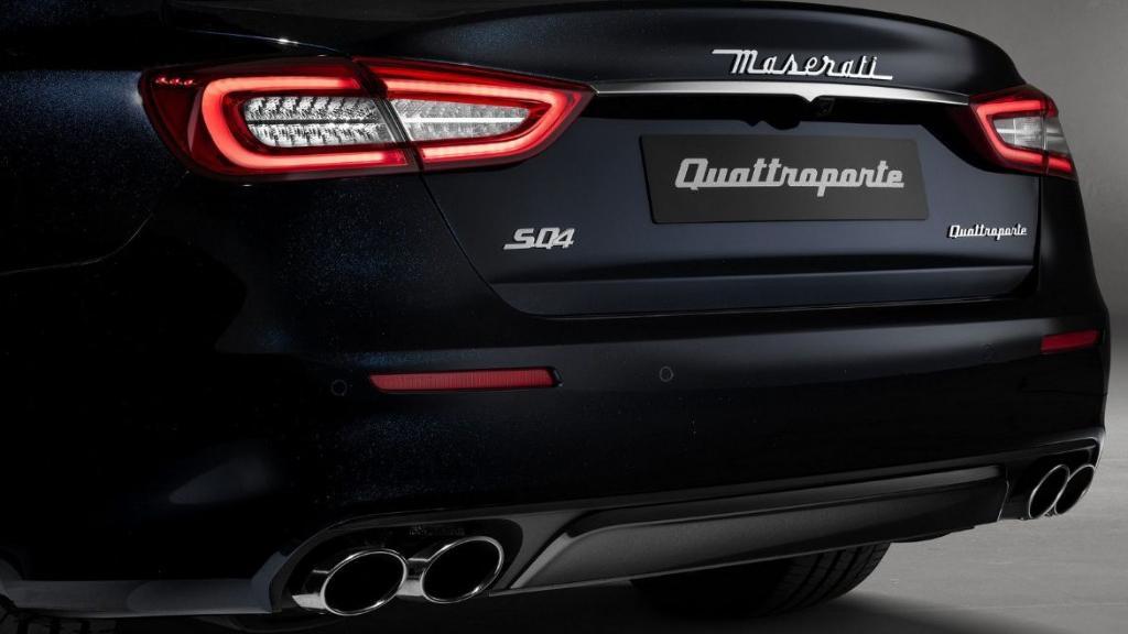 Maserati Quattroporte (2019) Exterior 017