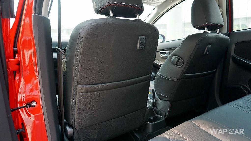 Perodua Myvi (2018) Interior 033