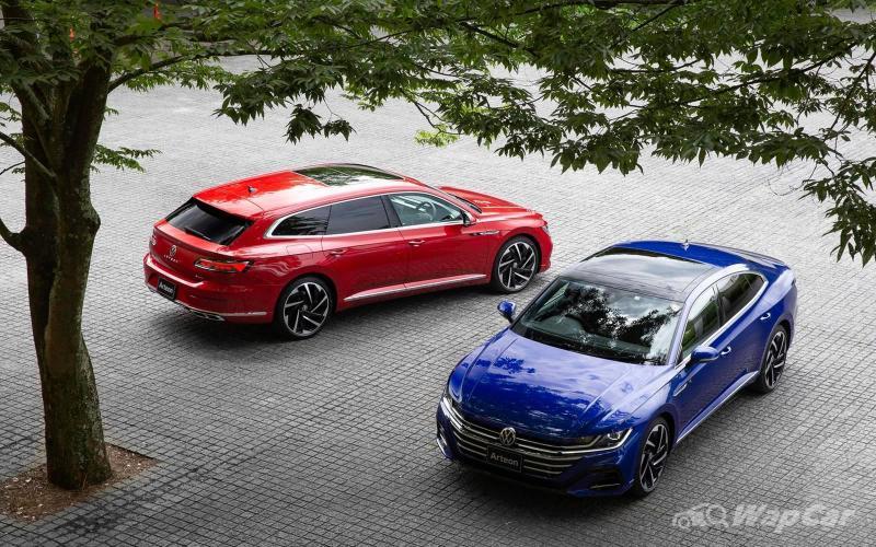 Before Malaysia, Japan launches facelifted 2021 VW Arteon - 272 PS/350 Nm, Harman Kardon audio 02