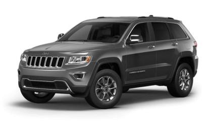 2014 Jeep Grand Cherokee 3.6 Overland