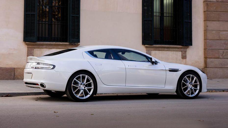 Aston Martin Rapide S (2015) Exterior 005