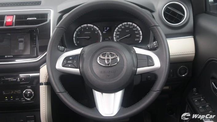 2019 Toyota Rush 1.5S AT Interior 003