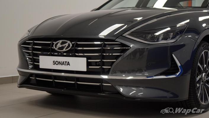 2020 Hyundai Sonata 2.5 Premium Exterior 009