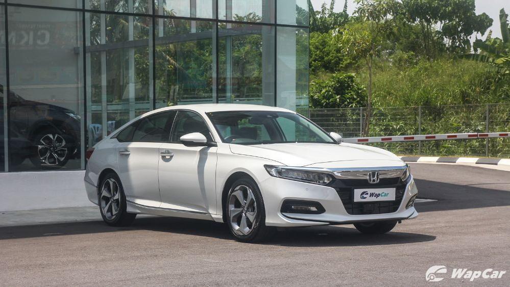 2020 Honda Accord 1.5TC Premium Exterior 003