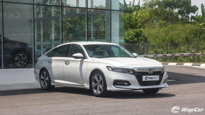 2020 Honda Accord 1.5TC Premium Exterior 003