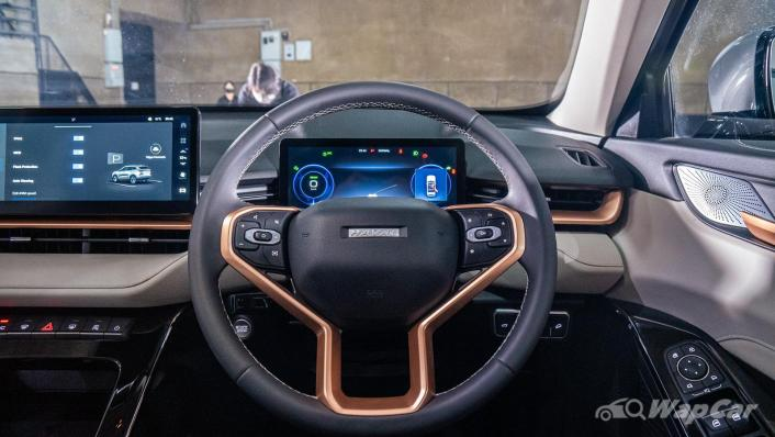 2021 Haval H6 Upcoming Version Interior 004