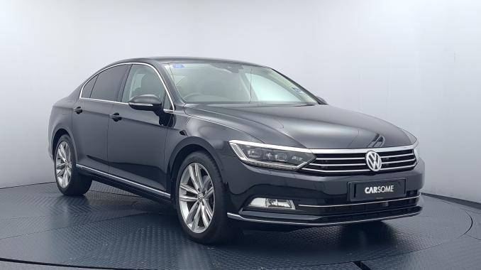 2019 Volkswagen PASSAT 2.0
