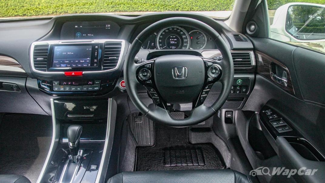 2018 Honda Accord 2.4 VTi-L Advance Interior 117