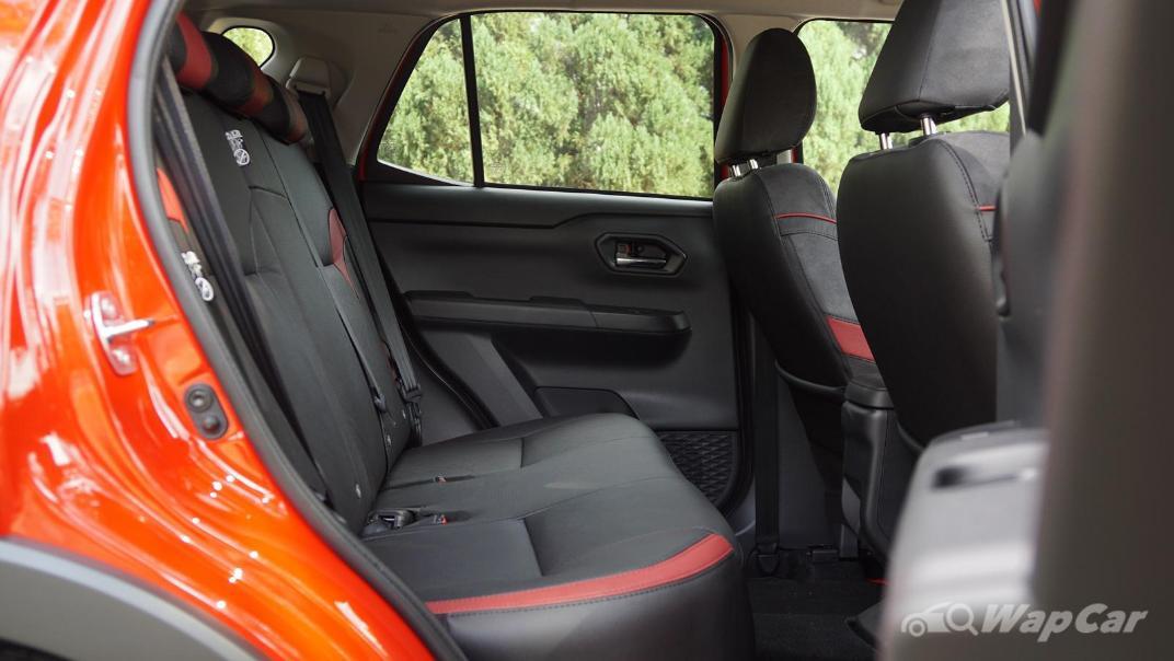 2021 Perodua Ativa 1.0L Turbo AV Special Metallic Interior 047