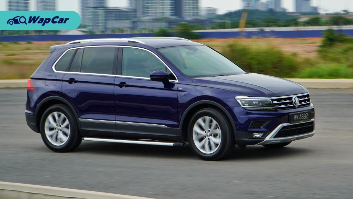 Deal breakers: Love the Volkswagen Tiguan, but wish its suspension was more pliant 01