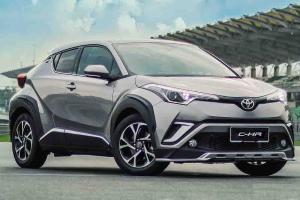 Toyota C-HR digugurkan dari laman web Toyota, Toyota Corolla Cross menyusul?