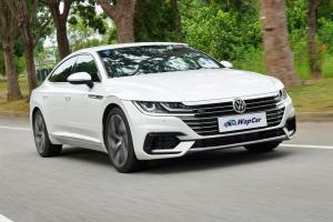 Review: 2020 Volkswagen Arteon R-Line - Worth paying more for a reskinned Passat?