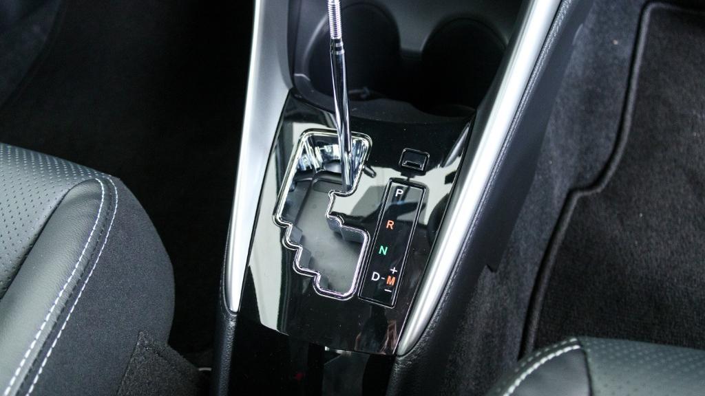 2019 Toyota Vios 1.5G Interior 013