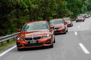 In Brief: All-new CKD G20 BMW 3 Series 2019, when driving matters most