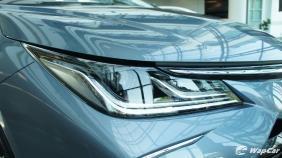 2019 Toyota Corolla Altis 1.8E Exterior 013