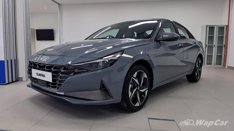 All-new 2021 Hyundai Elantra previewed in Malaysia - full SmartSense ADAS, CBU Korea 02