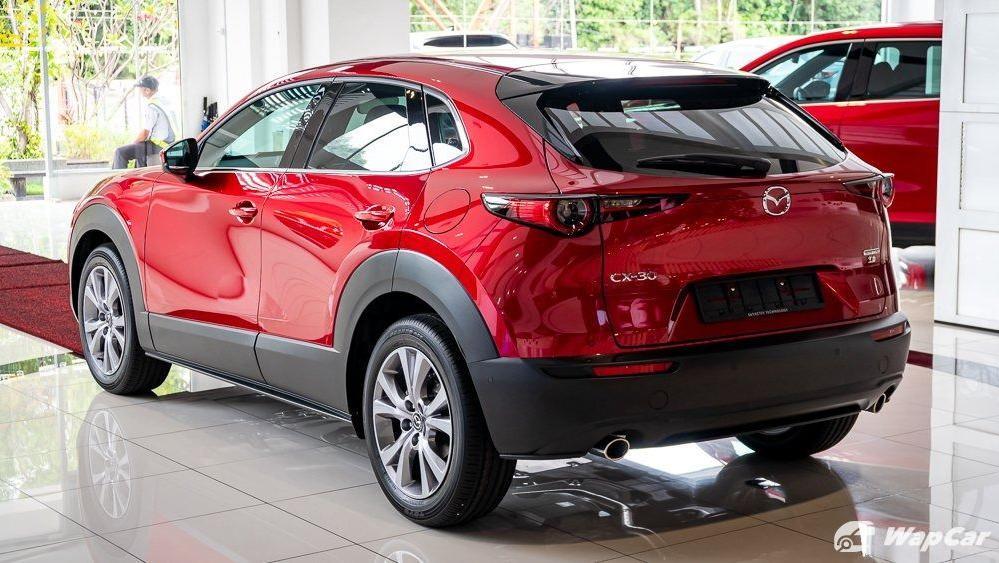 2020 Mazda CX-30 SKYACTIV-G 2.0 Exterior 032