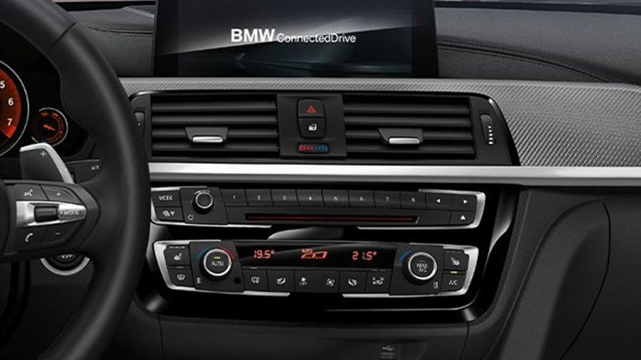 BMW 4 Series Coupe (2019) Interior 004