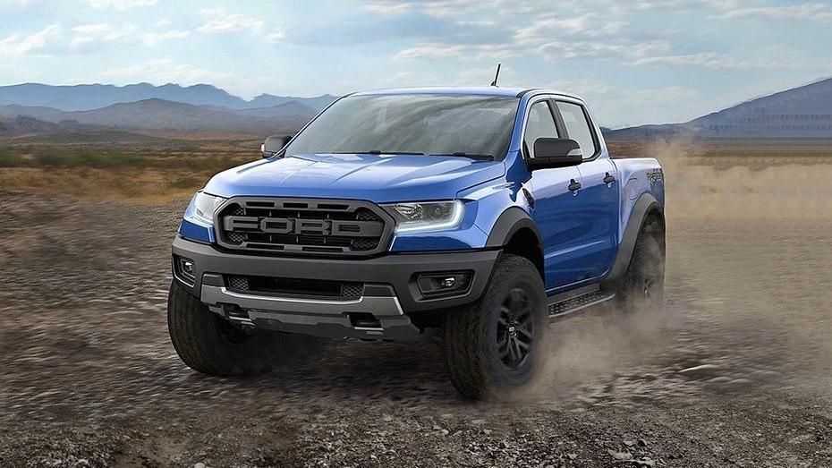 Ford Ranger (2019) Exterior 001