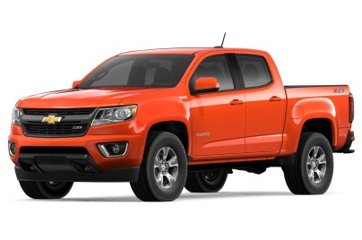 2017 Chevrolet Colorado 2.8 High Country
