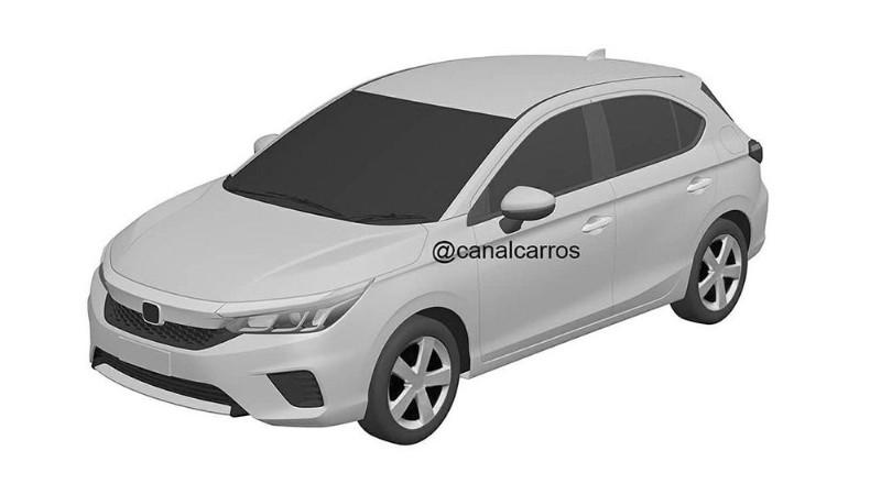 Honda City Hatchback 2021 bakal ke Malaysia, pengganti Honda Jazz? 02