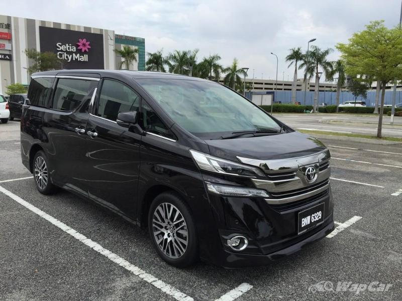 The next Toyota Alphard could be launched in 2022 – What to expect? 02