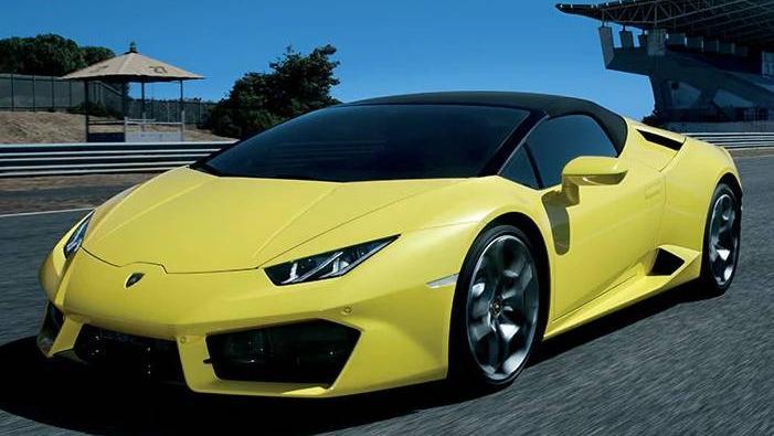 Lamborghini Huracán (2017) Exterior 001
