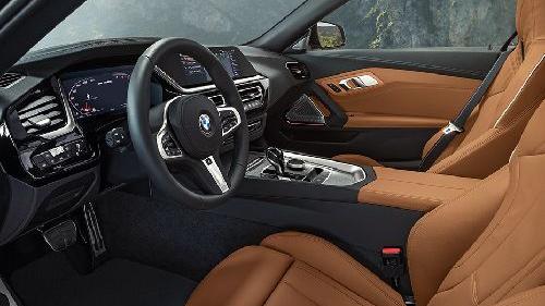 2019 BMW Z4 sDrive30i M Sport Interior 002