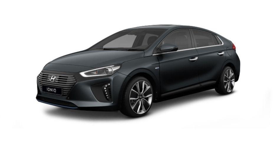 Hyundai Ioniq (2018) Others 003