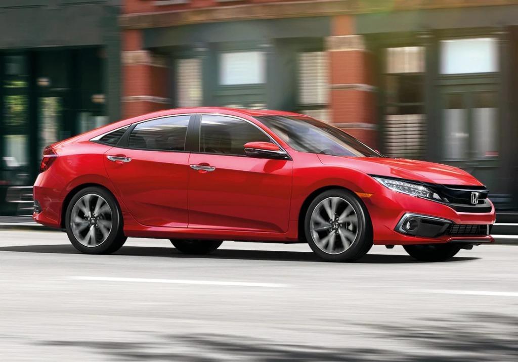 Testing: Honda Civic 1.5T, faster than you think 02