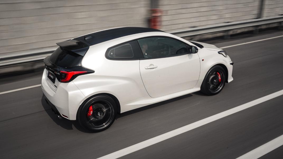 2021 Toyota GR Yaris Exterior 062