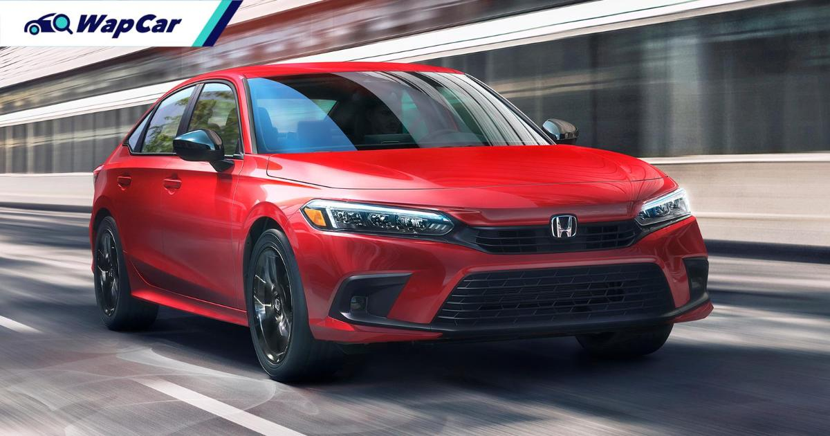 Price of 2022 Honda Civic FE to increase in US, more expensive than Mazda 3 01