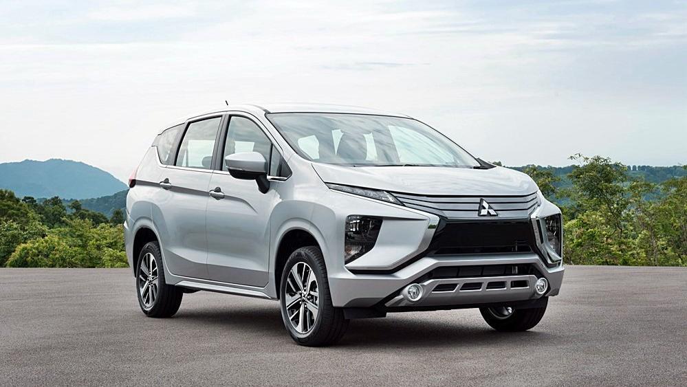 2020 Mitsubishi Xpander Upcoming Version Exterior 040