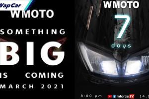 WMoto lancarkan satu lagi model skuter Ahad ini, berkuasa 250 cc?