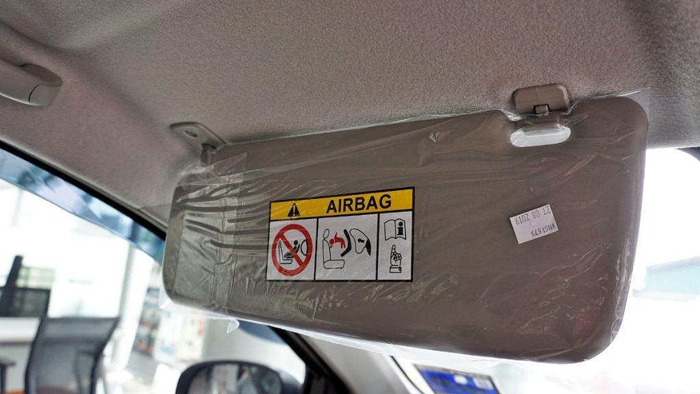 2019 Perodua Axia AV 1.0 AT Interior 078