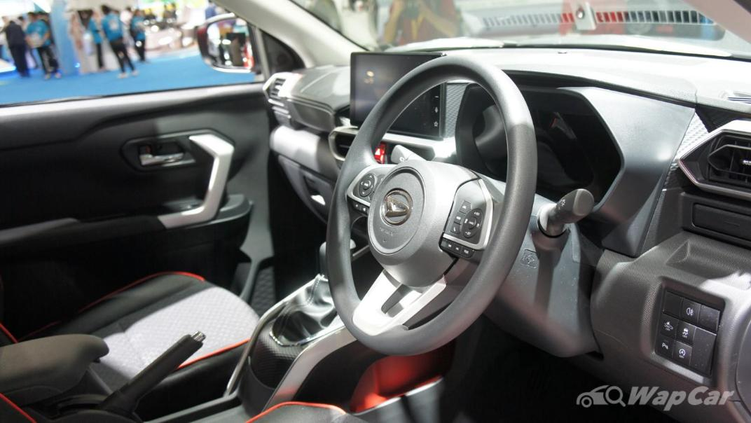 2021 Perodua Ativa Interior 004