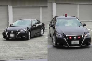 Autobots, roll out! This is how Japan's undercover police cars drop their disguises