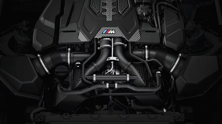 BMW M5 (2019) Interior 020