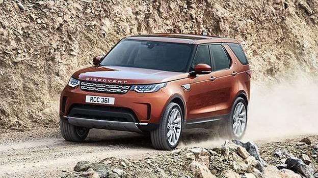 Land Rover Discovery (2018) Exterior 001
