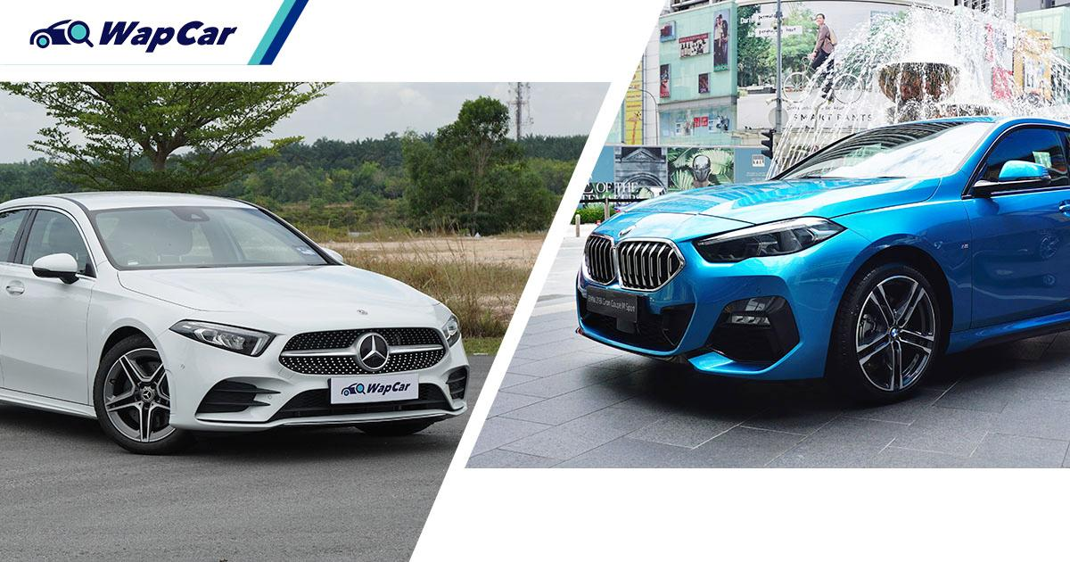 Mercedes A-Class vs BMW 2 Series GC: Which is a genuine entrance to luxury? 01