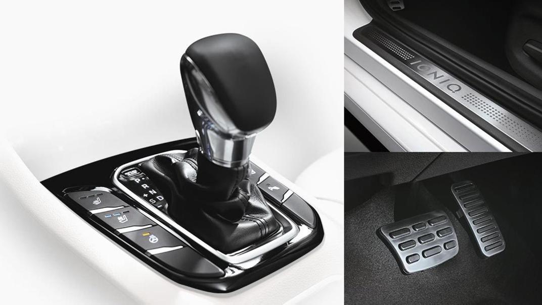Hyundai Ioniq (2018) Interior 012