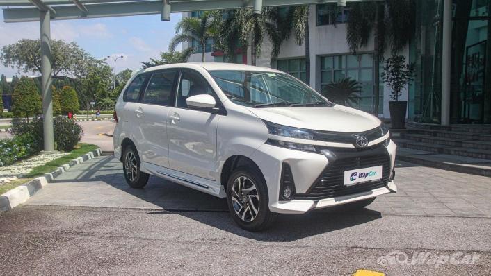 2019 Toyota Avanza 1.5S+ Exterior 003